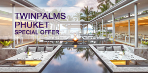Twinpalms Phuket Special Offer
