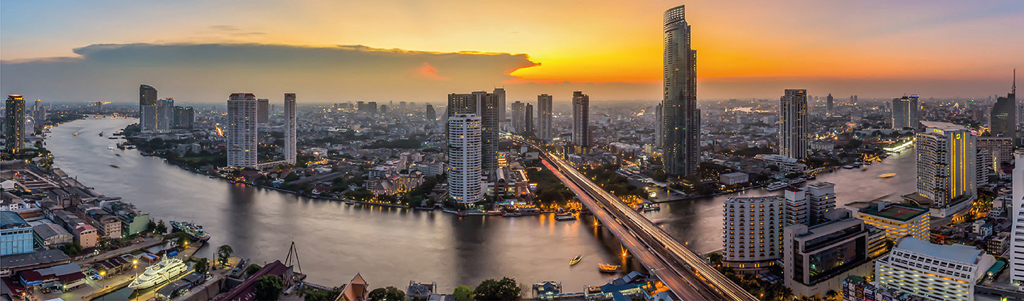 Stop, Refresh and Discover Bangkok