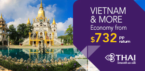 Discover THAI's World Sale : Vietnam