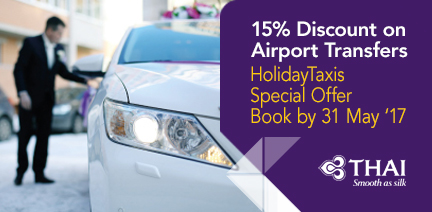 Holiday Taxis Sale: Up to 15% off