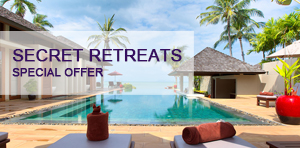 Secret Retreats Promotion