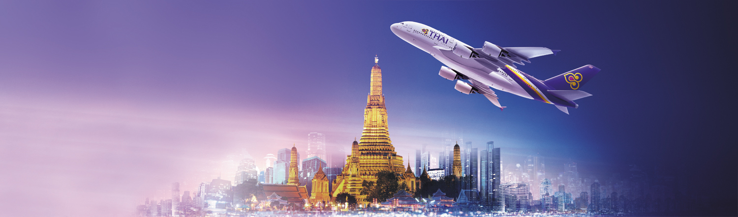 Thai airways united kingdom book flights to london and more