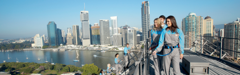 Brisbane Story Bridge Climbing
