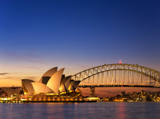 Destination of the Month: Sydney
