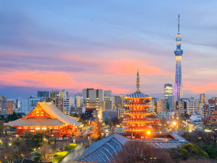 Destination of the Month: Tokyo