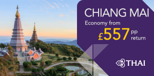 London to Chiang Mai Offers