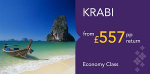 London to Krabi Offers