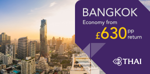 London to Bangkok Offers