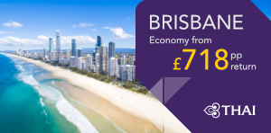 London to Brisbane Offers