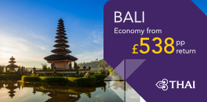 London to Denpasar Offers