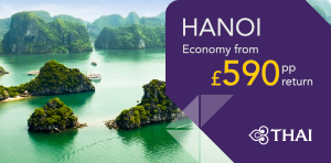 London to Hanoi Offers