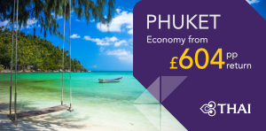 London to Phuket Offers