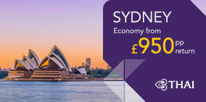 London to Sydney Offers