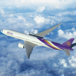 THAI Resumes Second Daily Flight from London