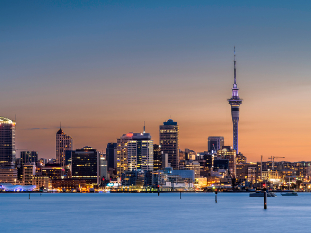 Destination of the Month: Auckland