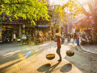 Destination of the Month: Hanoi