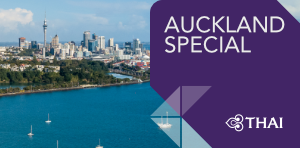 Special Offers to Auckland