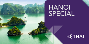 Special Offers to Hanoi