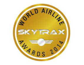 THAI wins Two Awards at the World Airline Skytrax Awards 2014