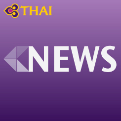 THAI operates Aircraft Boeing B777-300ER