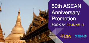 50th ASEAN Anniversary Promotion