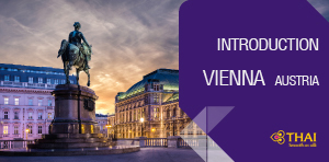 Introduction of flights to Vienna