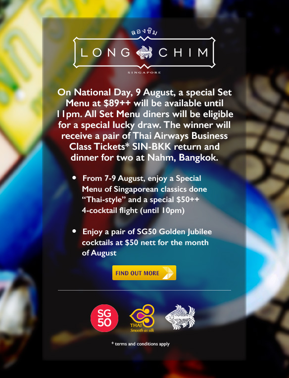 Long Chim Promotion