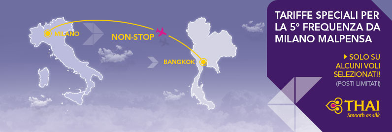SMOOTH AS SILK TO THAI NETWORK