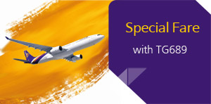 Special Fare with TG689