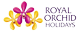 Link to Royal Orchid Holidays website
