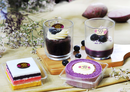 THAI Serves Special Desserts On 59th Anniversary