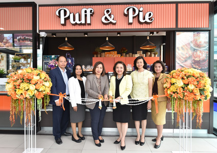 Puff & Pie Bakery Opens New Branch at Ladprao General Hospital