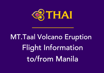 MT.Taal Volcano Eruption