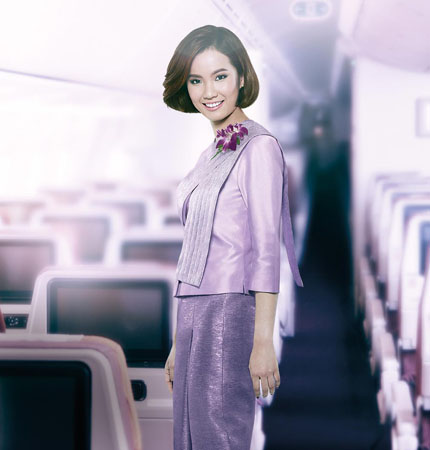 Thai Airways I Fly THAI